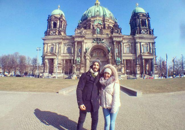 imagen de la experiencia de viajar con Drumwit contada por Cristina y Ore