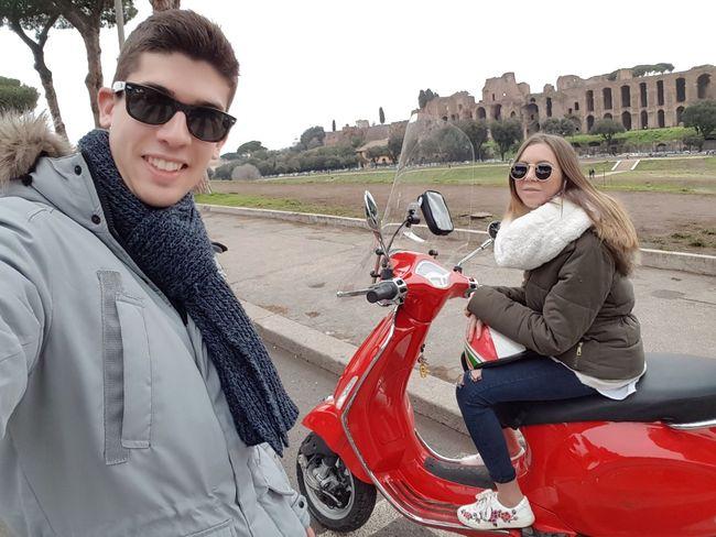 imagen de la experiencia de viajar con Drumwit contada por Ariadna y Pol